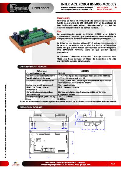 FT_66216015(INTERFACE-ROBOT-IR-5000-MODBUS
